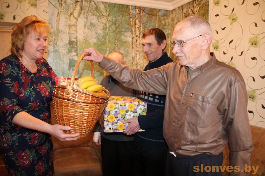 Слоним дома престарелых в ведение документации в доме престарелых