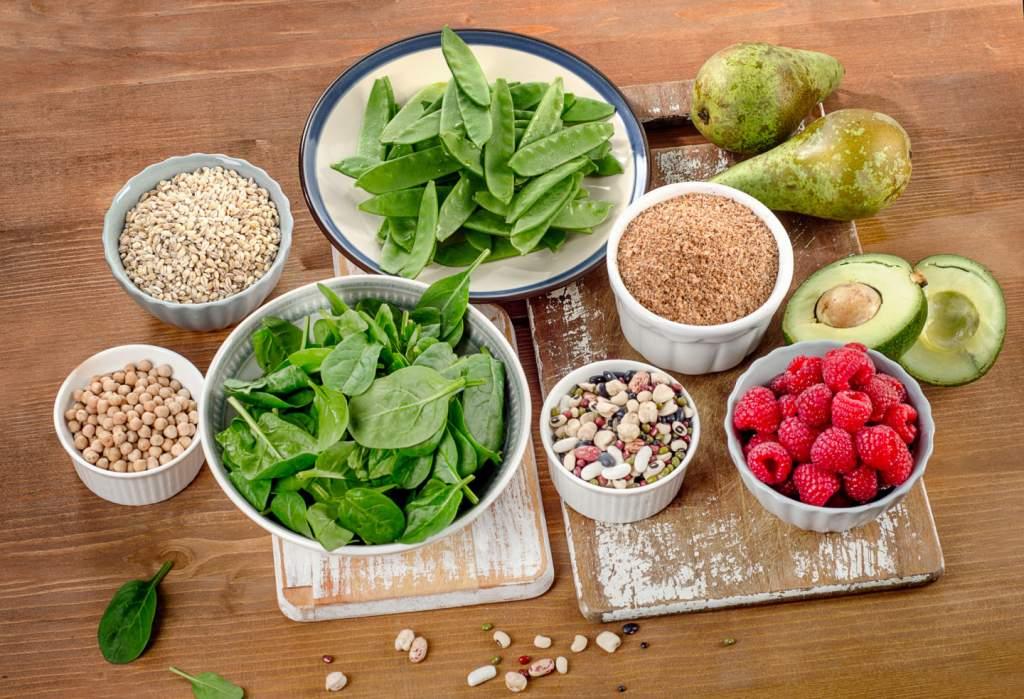 Правильное питание при низкоуглеводной диете