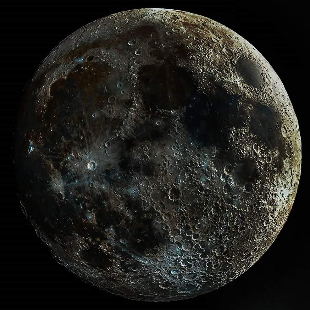 Четкие картинки луна