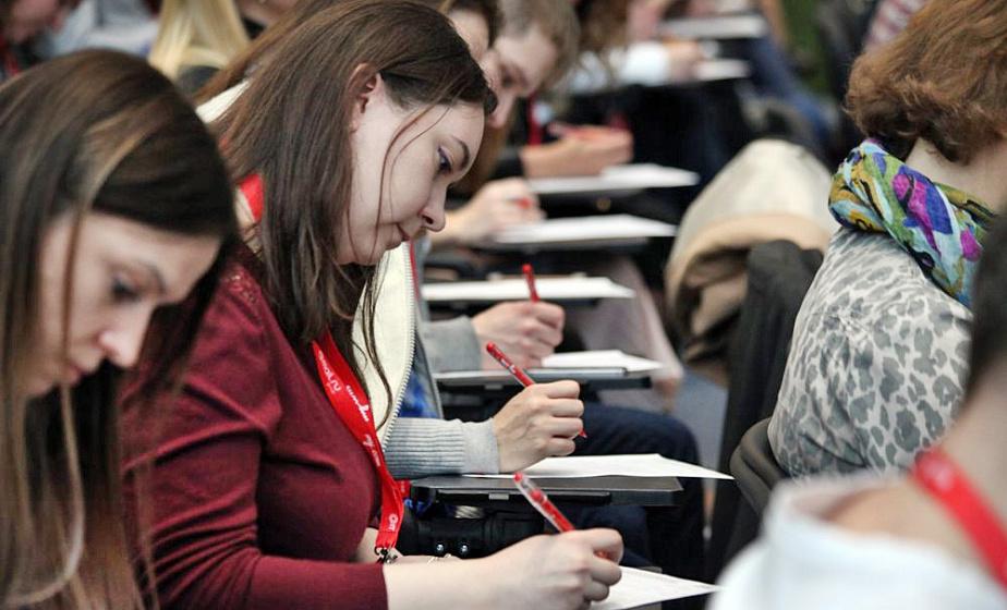 Белорусов приглашают принять участие в республиканском диктанте по белорусскому языку.