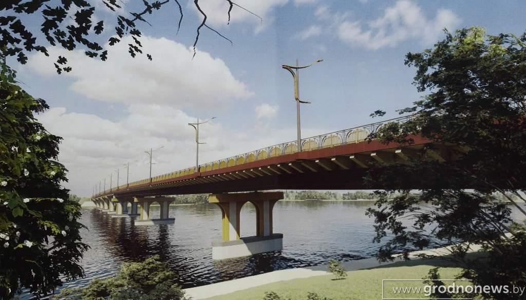 В Лидском районе возведут новый мост.
