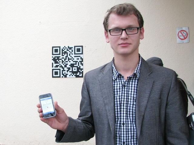 2011 первый в Гродно QR-код. .jpg
