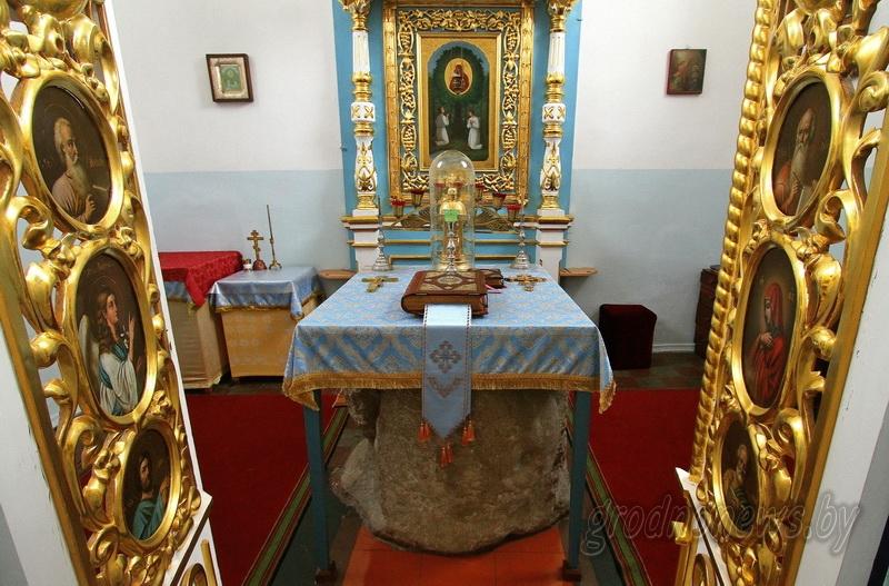 В Лидской городской библиотеке № 4 состоялся семинар «550-летие Жировичской иконы Божией Матери».