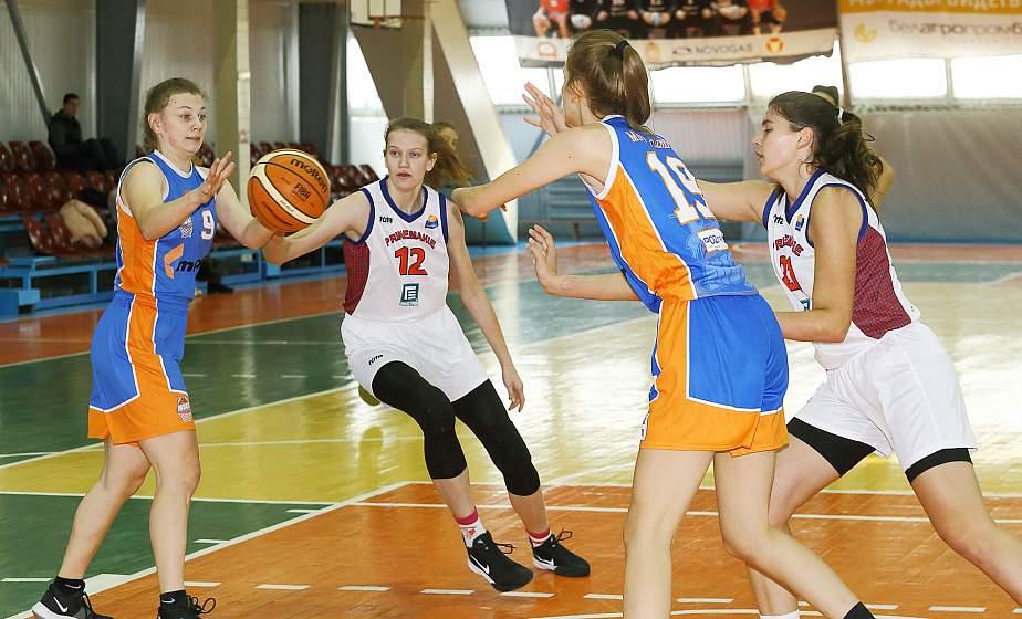 Международный турнир по баскетболу среди девушек памяти Александра Дубко стартовал сегодня в Гродно