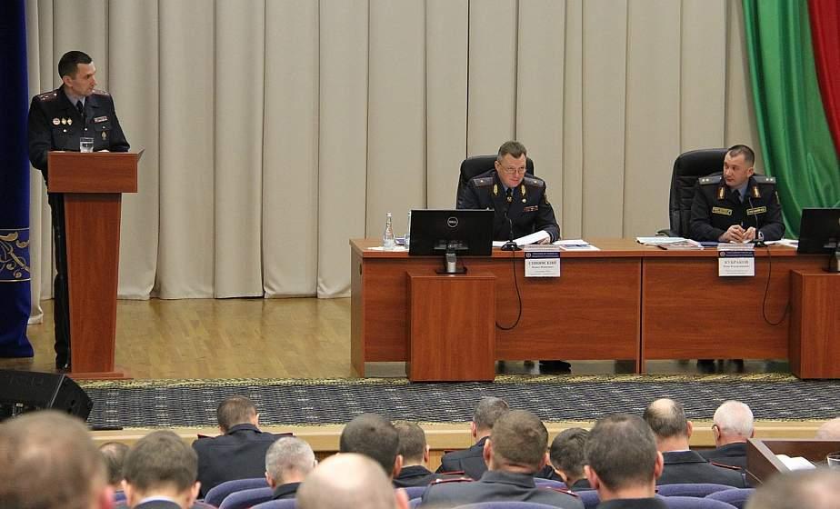 Министр внутренних дел Иван Кубраков посетил Гродненский регион