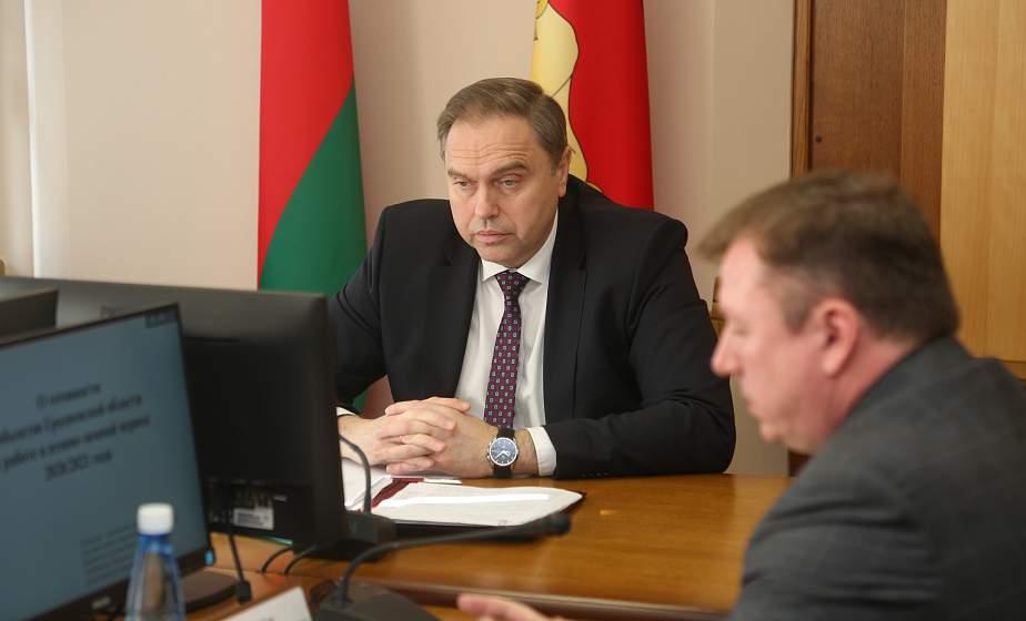 В Гродненской области завершается подписание паспортов готовности к отопительному сезону