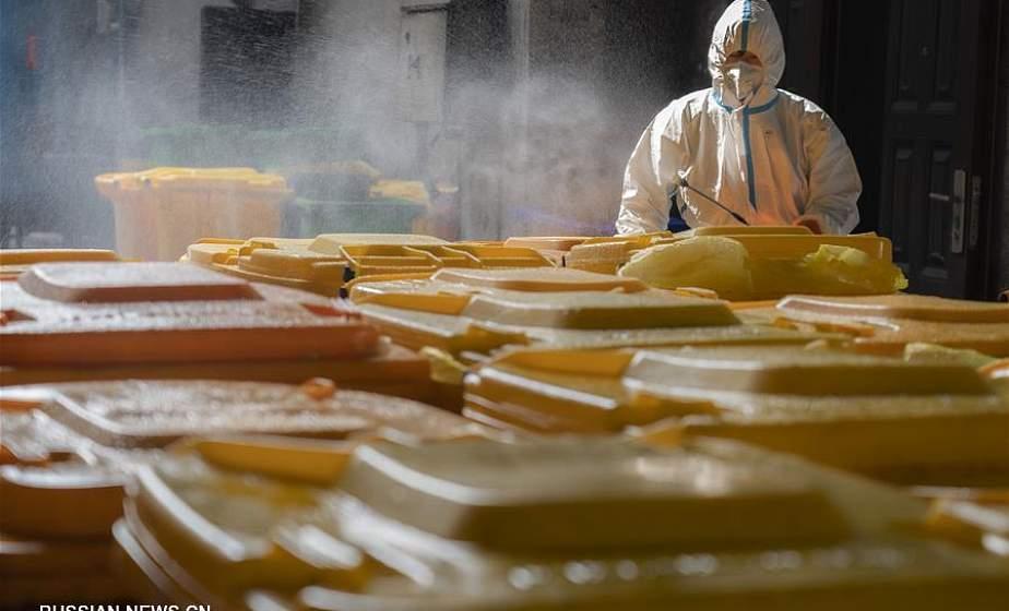В Ухане раскрыли секрет утилизации медицинских отходов