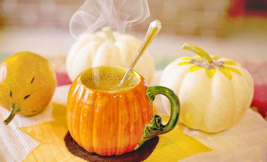 Тыквенный латте своими руками: рецепт осеннего напитка для любителей кофе