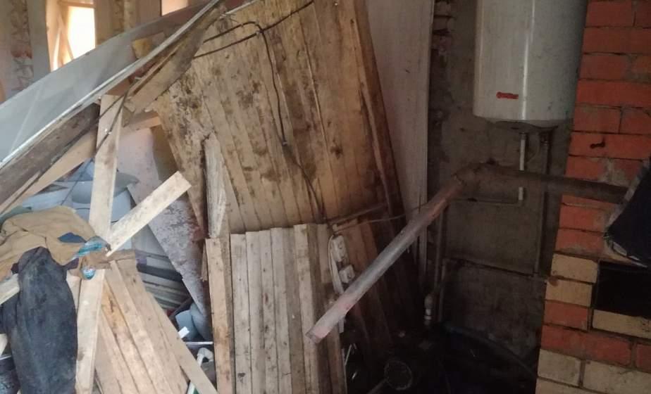 В деревне рядом с Лидой в жилом доме разорвался отопительный котел