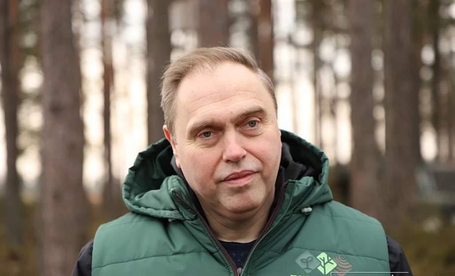 Председатель облисполкома Владимир Караник поддержал инициативу общественных активистов о благоустройстве уникального родника в Гродненской пуще