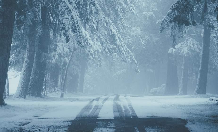 Туман и гололедица ожидаются в Беларуси 5 декабря