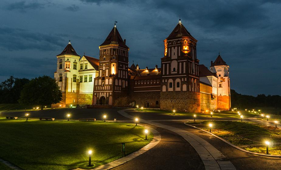 Мирский замок ляжет в основу дизайна Белорусского национального павильона в Чэньду (+видео)
