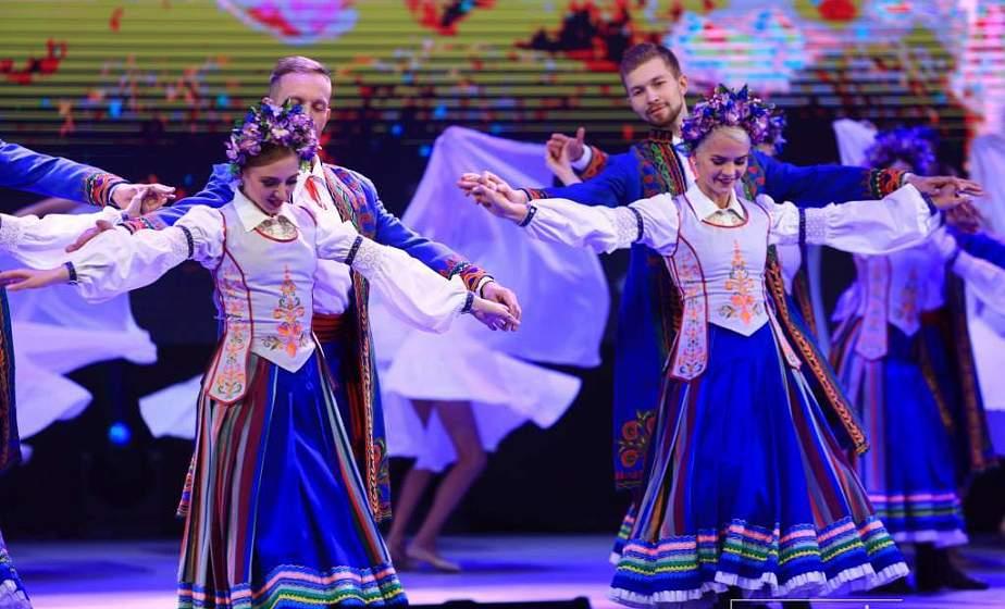 Прямая трансляция концерта, посвященного 75-летию Гродненской области