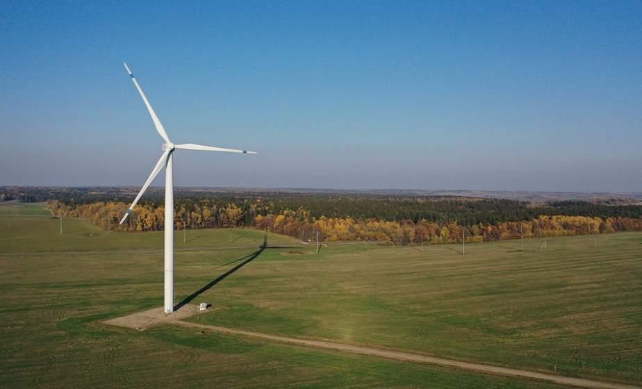 За десять лет ветроустановки в регионе выработали более 130 миллионов киловатт-часов электроэнергии