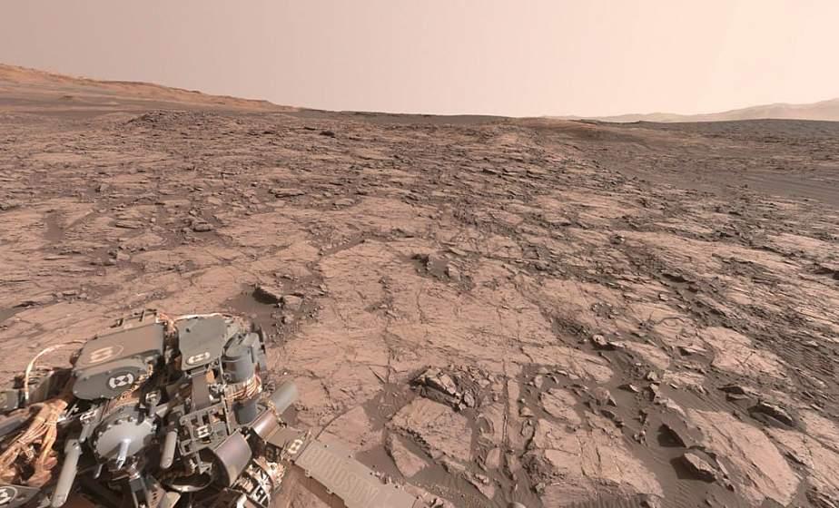 Увидеть Марс своими глазами: NASA опубликовало панораму с марсохода Perseverance