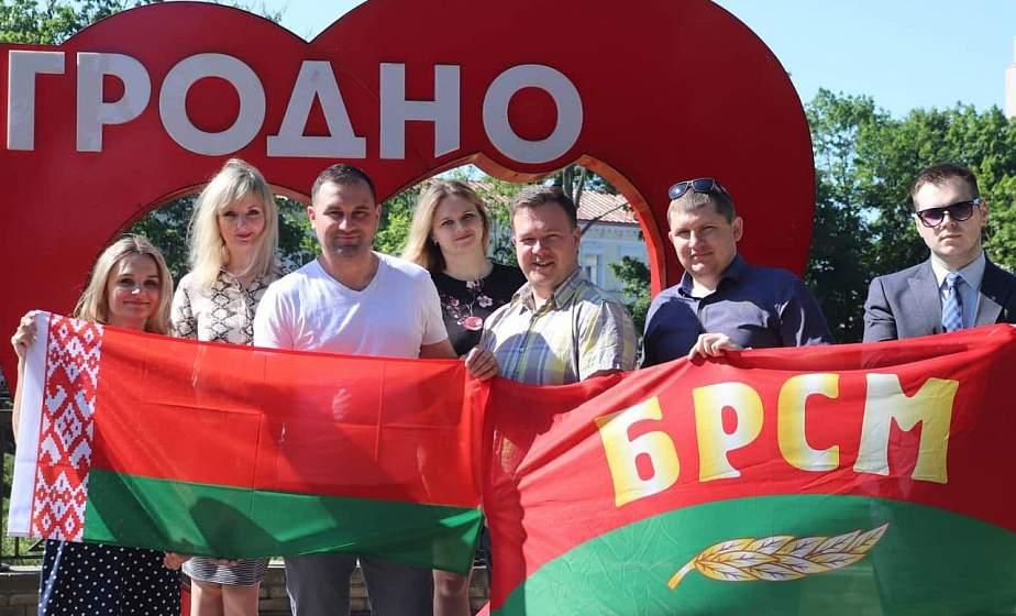 БРСМ Гродненщины запустила челлендж в рамках проекта «Роднае-народнае»