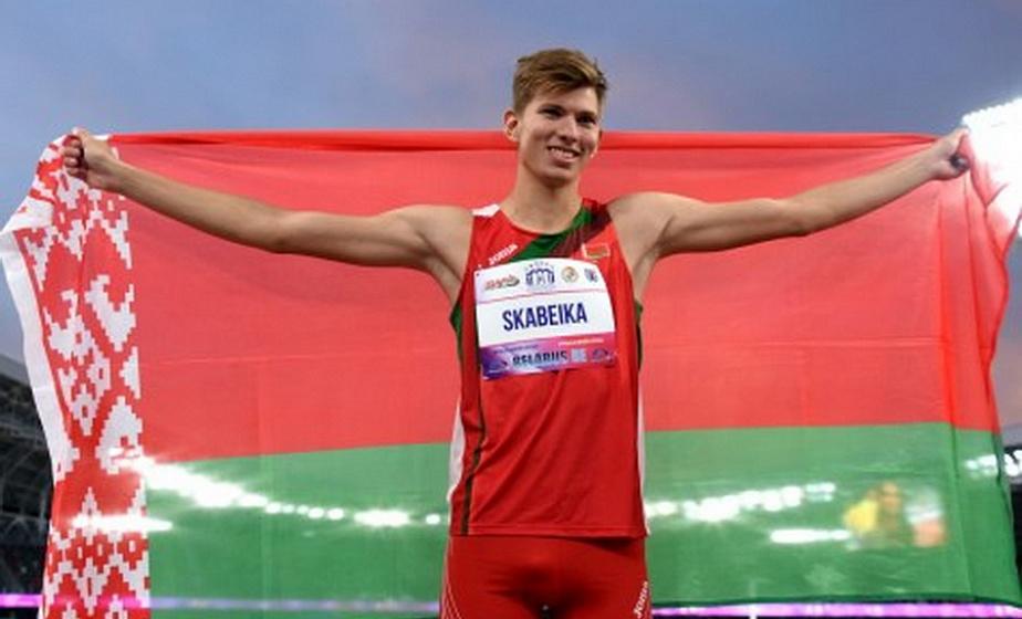 Легкоатлеты Гродненщины стали победителями международных соревнований