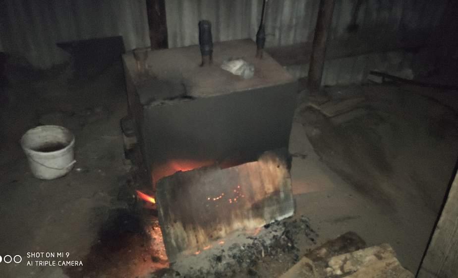 Варил для себя. Под Лидой ликвидирован крупный мини-завод по производству самогона
