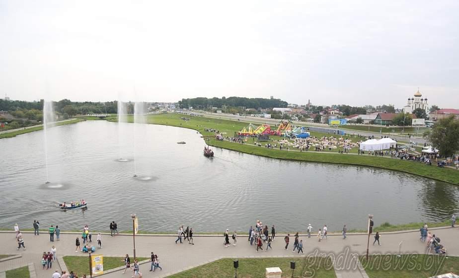 Яркая театрализация, лазерное шоу и фотозоны. Чем Лида будет удивлять гостей в день официального открытия акции «Культурная столица Беларуси-2020»