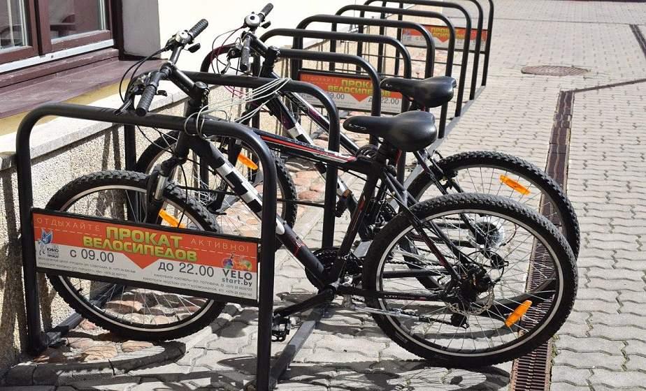 Обрабатывают транспорт до и после поездки и рекомендуют носить перчатки. Как работают гродненские прокаты велосипедов?