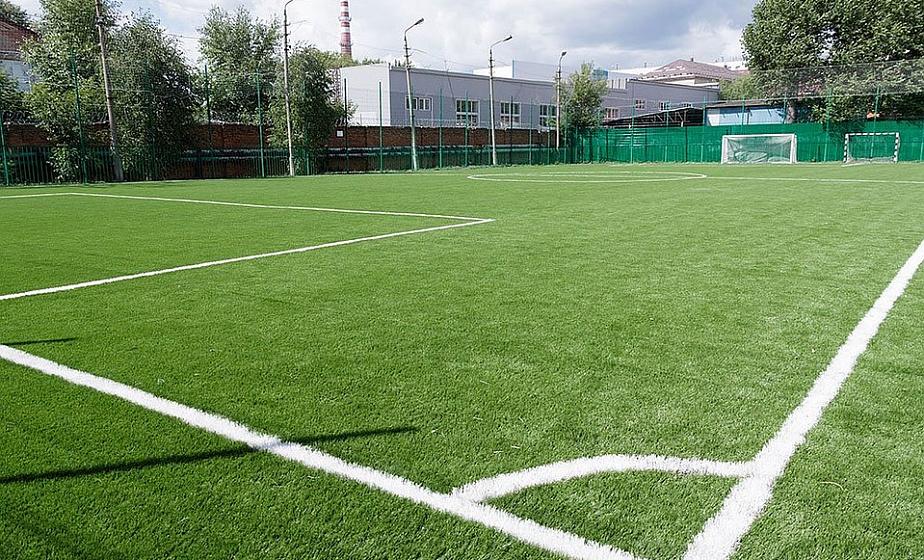 Филиал футбольной академии может появиться в Островце