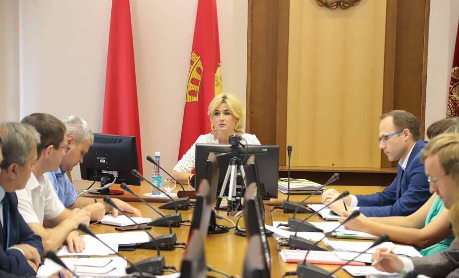 В облисполкоме обсудили проект программы выставки-ярмарки «Еврорегион «Неман-2019»