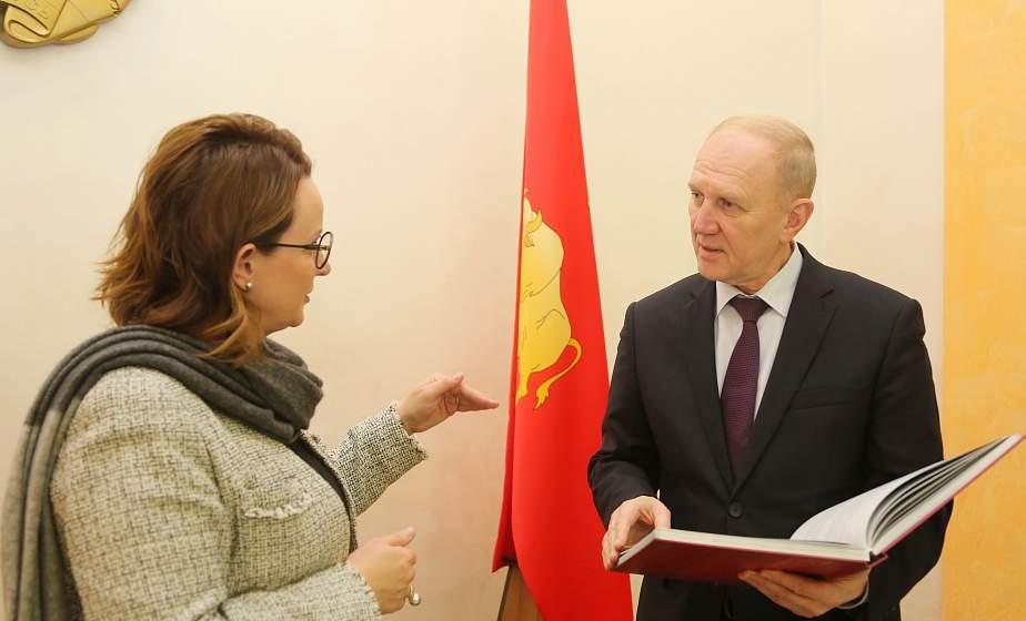 Гродненская область намерена развивать сотрудничество с ООН по реализации новых идей и инициатив
