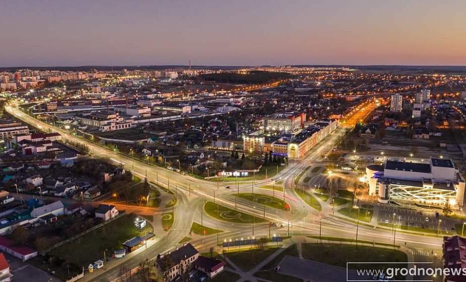 Гродненскую область с 76-летием поздравляют общественные объединения