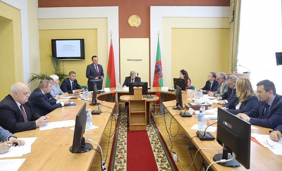 Вопросы этноконфессиональной сферы на Гродненщине обсудили в рамках коллегии аппарата Уполномоченного по делам религий и национальностей