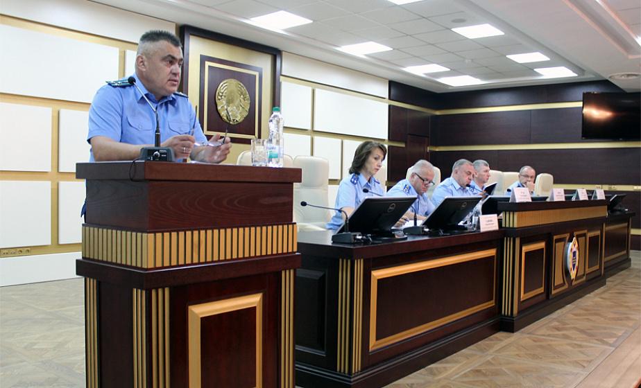 В регионе стало меньше тяжких преступлений и фактов мошенничества