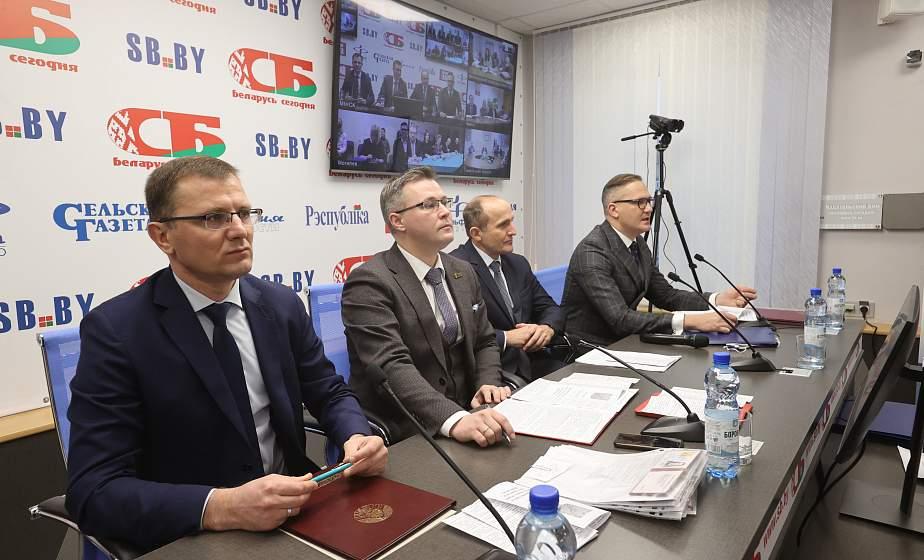 Журналистика в эпоху новых медиа, пост-правды и фейк-ньюс. В Минске в режиме онлайн состоялся XIV съезд Белорусского союза журналистов