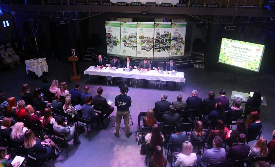 Экологические челленджи, областной конкурс граффити и круглогодичная занятость молодежи. Какие задачи ставит перед собой областной комитет БРСМ на 2020 год?