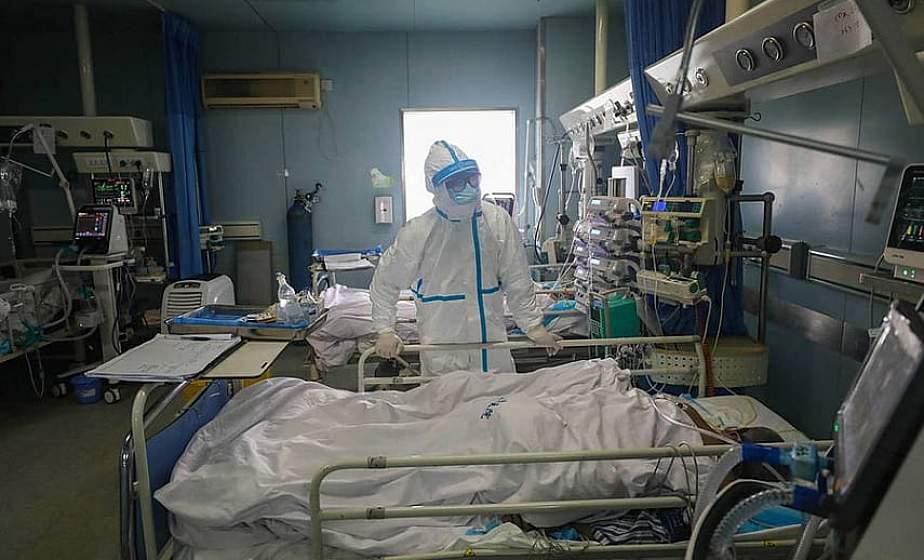 Число жертв коронавируса в Китае достигло 1868
