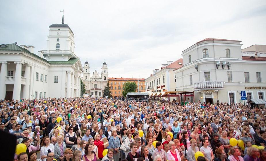 Музыкальный проект «Классика у Ратуши» приедет в Гродно