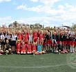 В Гродненской области  лучше всех играют в футбол девчонки из Щучинского района
