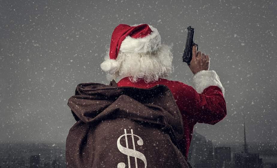 Дед Мороз грабитель и Санта Клаус угонщик. ТОП самых курьезных новогодних преступлений