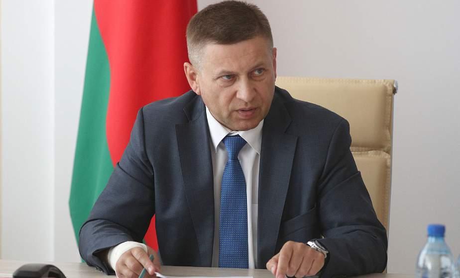 Иван Лавринович: «В основном вопросы решены во время приема, долгосрочные решения поставлены на контроль»
