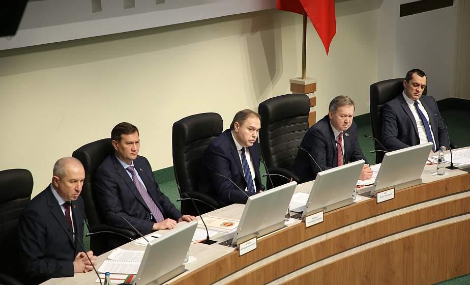 Делегаты VI Всебелорусского народного собрания от Гродненской области обсудили перспективы социально-экономического развития региона на ближайшие пять лет
