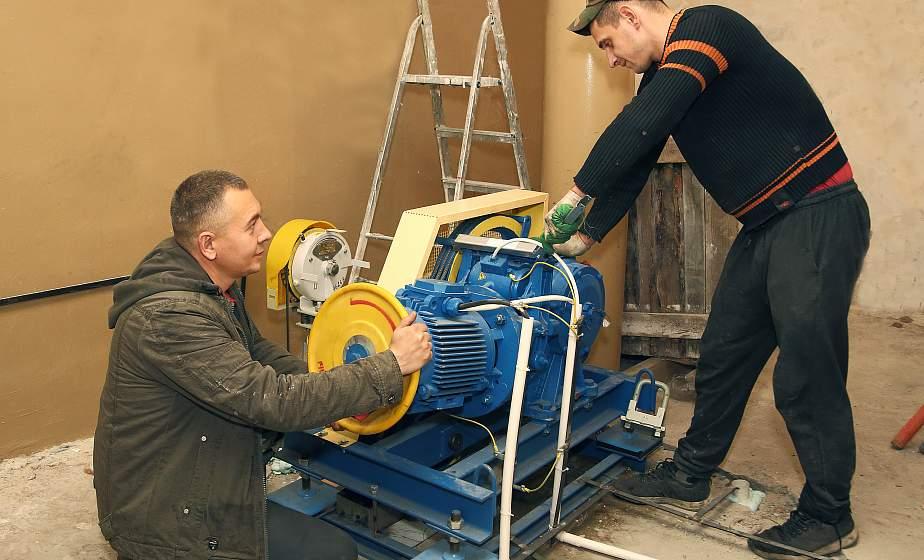 В Гродно до конца года заменят 84 лифта на современные