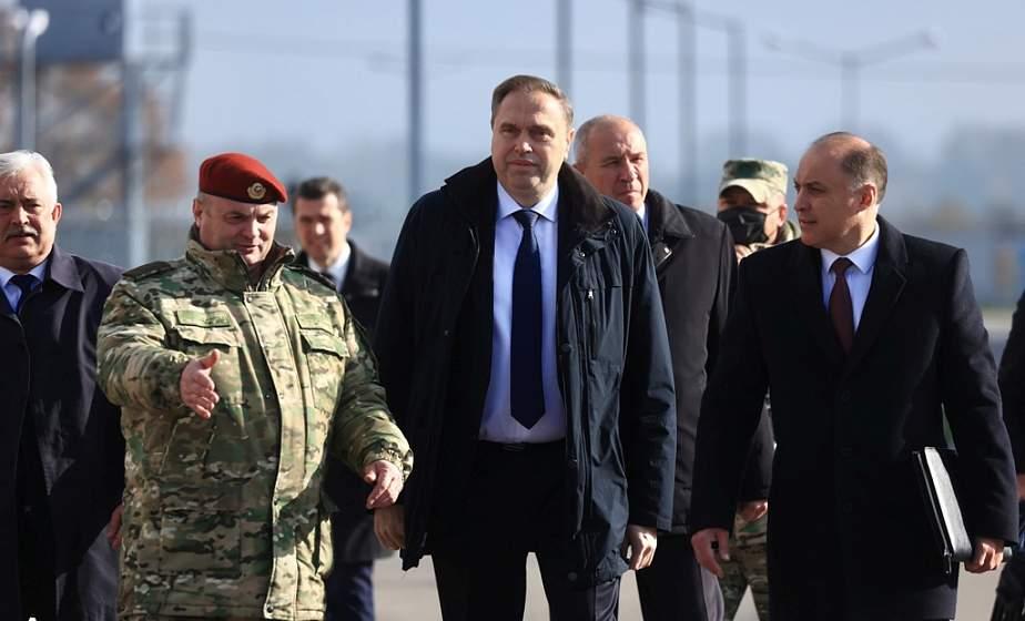 Александр Вольфович: система обеспечения безопасности БелАЭС соответствует самым высоким международным стандартам