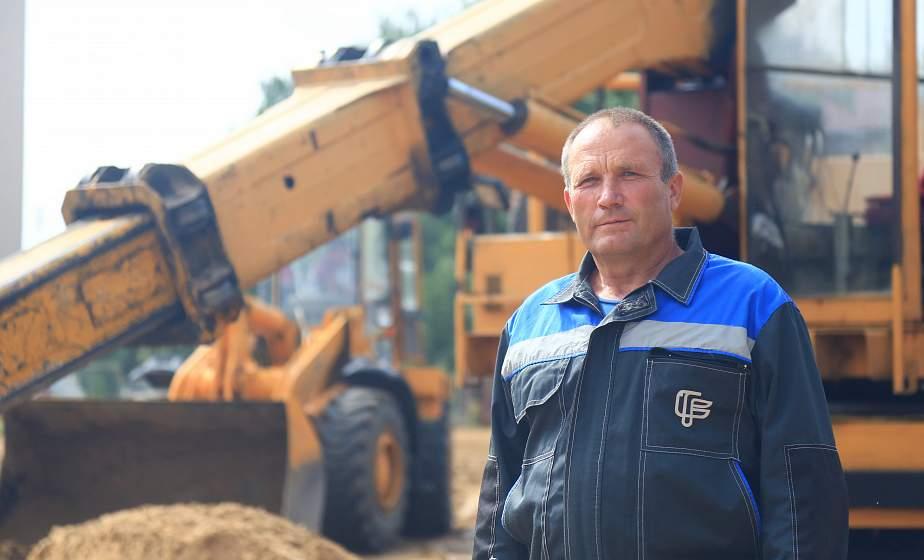 «Надежный в любой работе». Михаил Билида более 35 лет обеспечивает работу водопроводно-канализационного хозяйства города