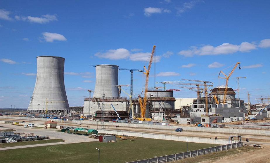 На втором энергоблоке БелАЭС завершен монтаж системы преднапряжения защитной оболочки