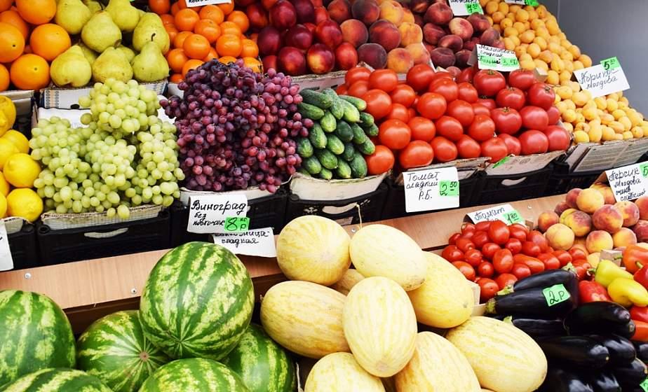 Сезонный репортаж с прилавка. По чем голубика и арбузы, и где выгоднее покупать помидоры и перцы: на рынке или в гипермаркете?