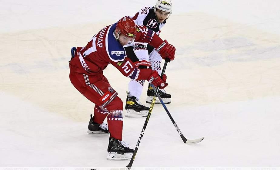 Хоккейный «Неман» проиграл третий матч подряд и занимает последнее место в таблице