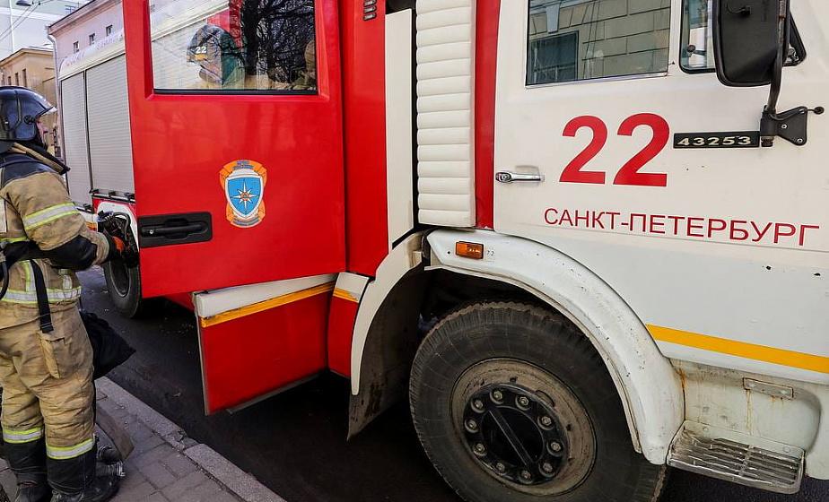 В Санкт-Петербурге взорвалась мина времен ВОВ