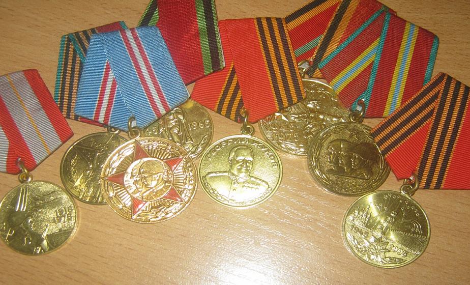 Военные страницы родословной десятиклассника из Вороново Евгения Дятлова