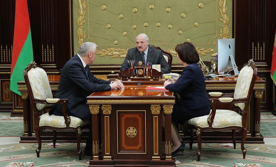 Владимир Дворник назначен вице-премьером Беларуси
