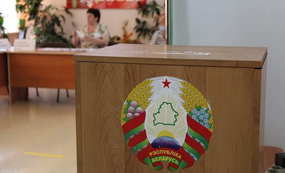 9 августа - выборы Президента Республики Беларусь (инфографика)