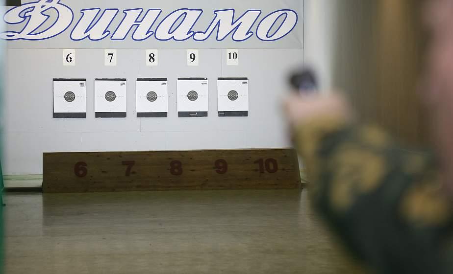 Каждый выстрел – в «десятку». В Гродно проходит третий чемпионат по стрельбе на призы председателя облисполкома