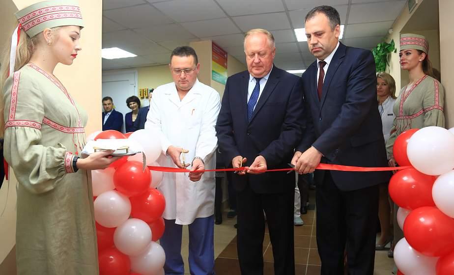 Инновации для жизни: в Гродненской университетской клинике открылся ангиографический кабинет